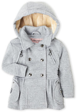 Urban Republic Infant Girls) Hooded Double-Breasted Coat