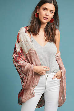 Jessie Cocoon Kimono in pink, assorted