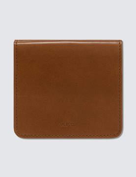 A.P.C. Square Wallet