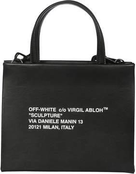Off-White Off White Classic Boxy Shoulder Bag