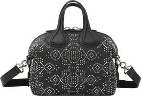 GIVENCHY Nightingale Small Studded Leather Bag