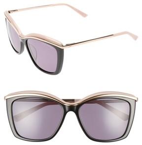 Ted Baker Women's 55Mm Cat Eye Sunglasses - Black