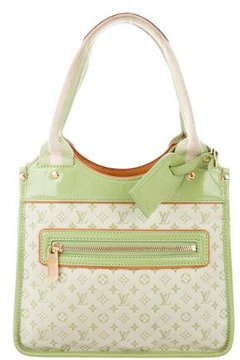 Louis Vuitton Mini Lin Mary Kate Sac - GREEN - STYLE