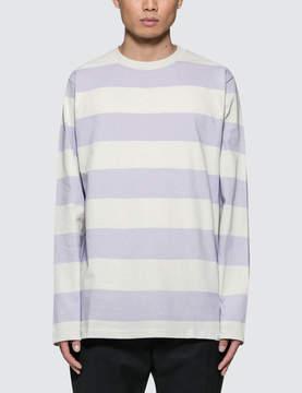 Norse Projects Johannes Wide Stripe L/S T-Shirt