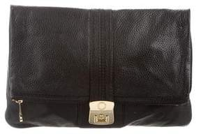 Marc by Marc Jacobs Leather Fold Over Clutch