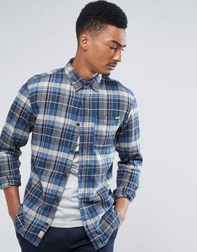 Jack and Jones Vintage Check Shirt in Slim Fit