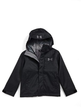 Under Armour Boy's Wildwood Coldgear 3-In-1 Jacket