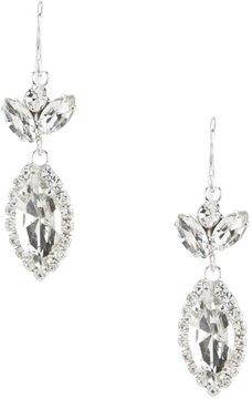 Cezanne Navette Drop Earrings