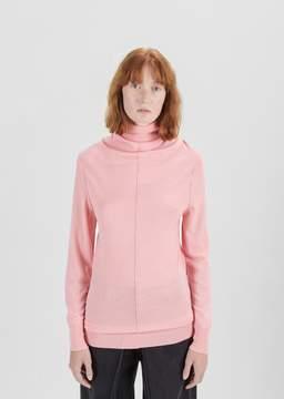 Aalto Wool Turtleneck Pink Size: FR 34