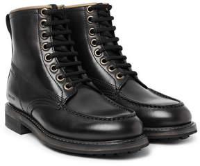 Tom Ford Leather Boots