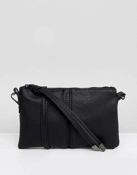 Pieces Minimal Cross Body Bag