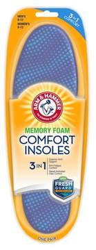 Arm & Hammer Memory Foam Comfort Insoles