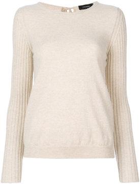 Cividini crew neck sweater