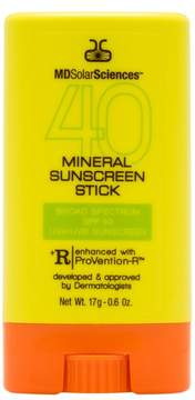 MDSolarSciences TM) Mineral Sunscreen Stick Spf 40