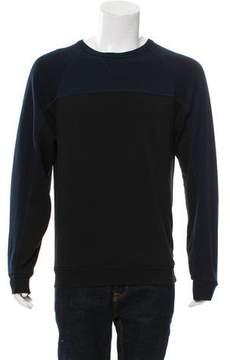 Dries Van Noten Two-Tone Pullover Sweatshirt