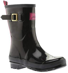 Joules Women's Kellywelly Gloss Mid Rain Boot