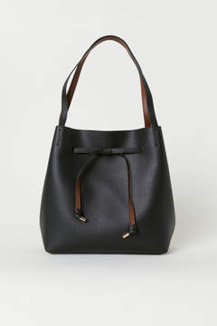 H&M Bucket Bag - Black