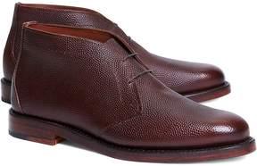 Brooks Brothers Football Leather Chukka Boots