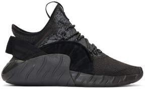 adidas Black Tubular Rise Sneakers