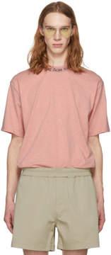 Acne Studios SSENSE Exclusive Pink Navid Shirt