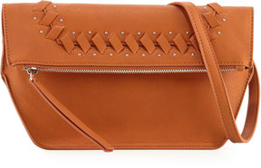 Danielle Nicole Theia Faux-Leather Crossbody Bag, Butterscotch