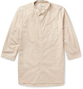 Nonnative Dweller Gingham Cotton-Poplin Shirt