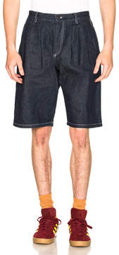 Gosha Rubchinskiy Large Denim Short