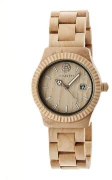 Earth Eco-Friendly Khaki/Tan Wood Pith Watch