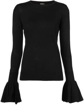 ADAM by Adam Lippes bell sleeve jumper