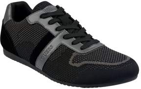 GUESS Men's Telly Knit Low-Top Sneakers