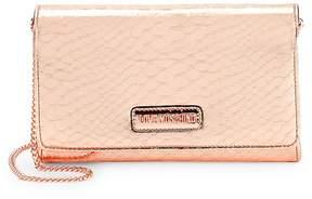 Love Moschino Women's Textured Chain-Strap Crossbody Bag