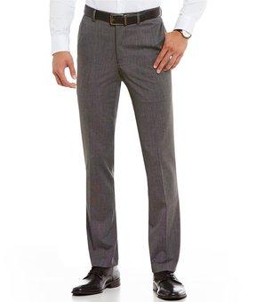Murano Wardrobe Essentials Alex Modern Slim Fit Flat-Front Pants