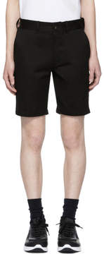Saturdays NYC Black Tommy Chino Shorts