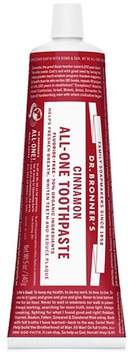 Dr. Bronner Dr Bronner's Cinnamon All-One Toothpaste 5 oz