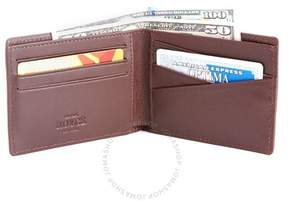Royce Leather Royce 100 Step RFID Blocking Genuine Leather Wallet - Coco