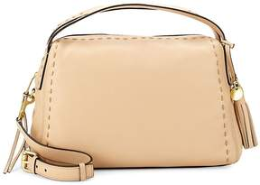 Cole Haan Women's Ivy Pic Stitch Leather Satchel