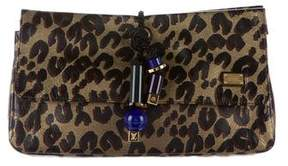Louis Vuitton Nocturne African Queen Clutch - METALLIC - STYLE