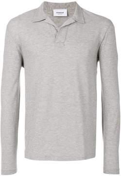Dondup longsleeved polo shirt