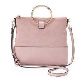 Lauren Conrad Daisy Ring Crossbody Bag