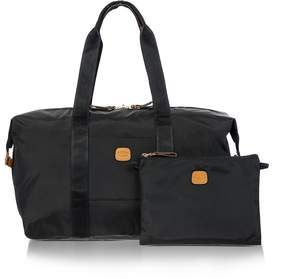 Bric's X-Bag Medium Foldable Last-minute Holdall in a Pouch
