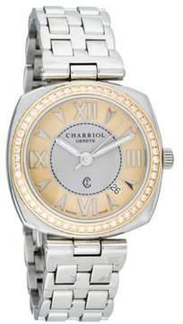 Charriol Diamond Alexl Watch