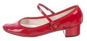 Repetto Patent Leather Mary Jane Pumps
