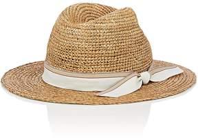 Barneys New York WOMEN'S RAFFIA RANCHER HAT