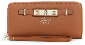 GUESS Cherie Large Zip-Around Wallet