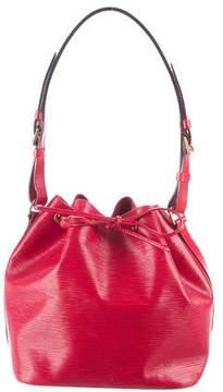 Louis Vuitton Epi Petit Noe - RED - STYLE