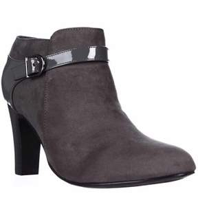 Karen Scott Ks35 Nikie Ankle Booties, Grey.