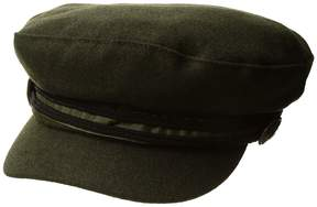 Vince Camuto Officer's Newsboy Caps