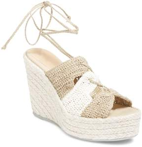 Manebi Women's Wedge Sandal