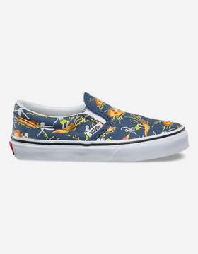 Vans Pizza Surf Classic Slip-On Kids Shoes