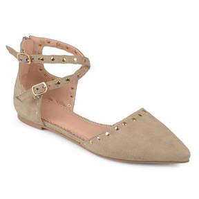 Journee Collection Liset Womens Ballet Flats
